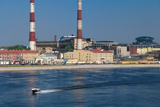 Tsentralnaya TPP ( Electric generating station-2)