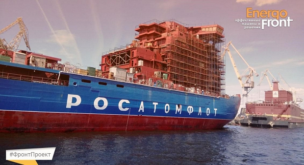 Successful testing of electric pumping units for icebreakers Siberia and Ural